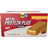 MET-Rx Protein Plus Peanut Butter Cup, 3 Ounce (Pack of 9)