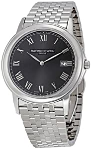 Raymond Weil Men's 5466-ST-00608 Tradition Grey Dial Watch