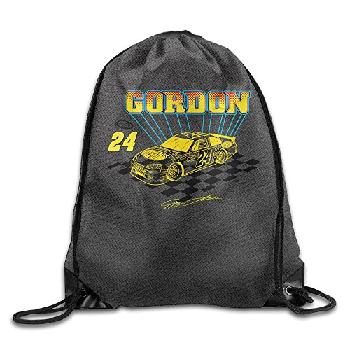 [NICKY Jeff Gordon-nascar Serviceable Drawstring Backpack Camping Valise Bag] (Nascar Tony Stewart Costumes)