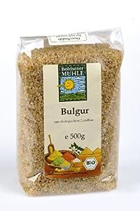 Bohlsener Mühle Bulgur, 6er Pack (6 x 500 g ) - Bio von Bohlsener Mühle