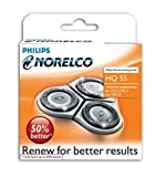 Philips Norelco HQ 55 Reflex  Replacement Heads