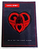G-DRAGON & TOP GD&TOP BIGBANG - High High [New Cover] CD + Photo Booklet + 1 Folded Poster + Extra Gift Photocards Set by G-Dragon