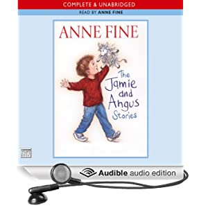 The Jamie and Angus Stories (Unabridged)