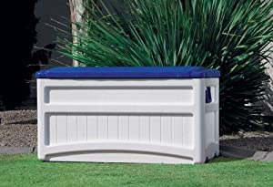 Suncast Pool Deckbox DB8000BW