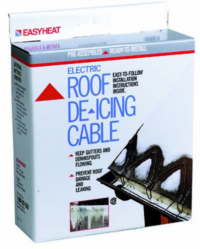 Read About Easy Heat ADKS-300 60-Foot Roof Snow De-Icing Kit