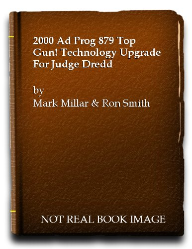 2000 Ad Prog 879 Top Gun! Technology Upgrade For Judge Dredd