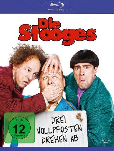 Die Stooges - Drei Vollpfosten drehen ab [Blu-ray]