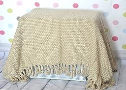 Newborn Baby photography photo props polyester Basket Stuffer Background blanket rug TZ27