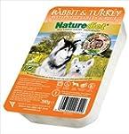 Naturediet Rabbit and Turkey 390 g (P...