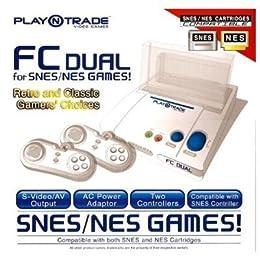 FC DUAL (ファミコン&スーパーファミコン互換機)