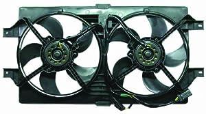 Depo 334-55010-000 Dual Fan Assembly