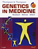 Thompson and Thompson Genetics in Medicine: With STUDENT CONSULT Online Access