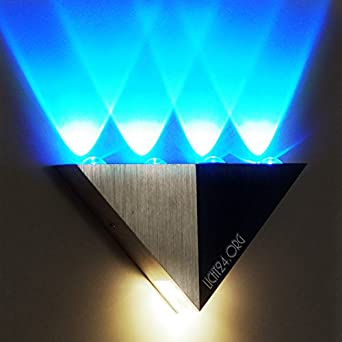 led wandstrahler vegas flurlampe w b wandleuchte design strahler badlampe 5 7 jahre us105. Black Bedroom Furniture Sets. Home Design Ideas