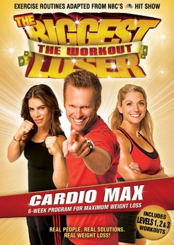 Biggest Loser Workout: Cardio Max [DVD] [Region 1] [US Import] [NTSC]