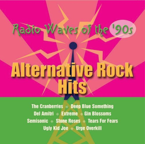 Radio Waves of 90's: Alternative Rock Hits