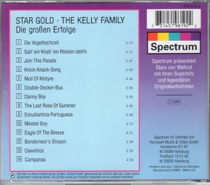 The Kelly Family - Gold - Zortam Music