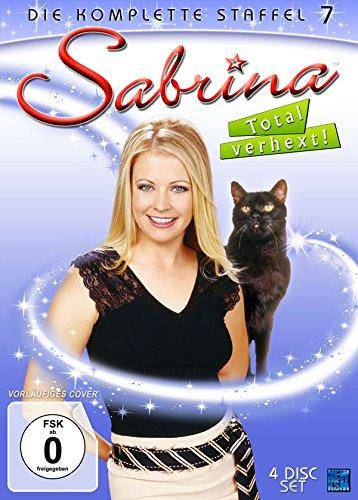 Sabrina - Total verhext! (Staffel 7, Folgen 142-163 im 5 Disc Set)
