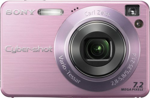 Sony Cybershot DSC-W120 is one of the Best Point and Shoot Digital Cameras for Low Light Photos Under $200