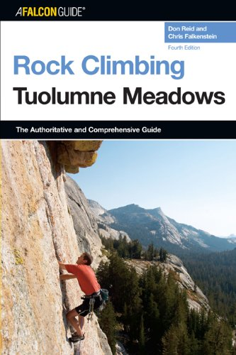 A Falcon Guide Rock Climbing Tuolumne Meadows