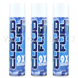4 cans of Newport 300ml Ultra Purified Butane Fuel Zero Impurities