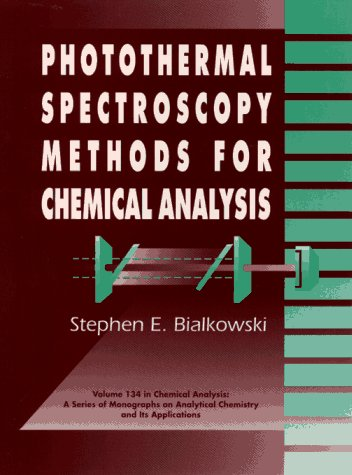Photothermal Spectroscopy Methods For Chemical Analysis front-61756