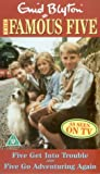 The Famous Five - Five Get Into Trouble / Five Go Adventuring Again [1996] [VHS] [1978]