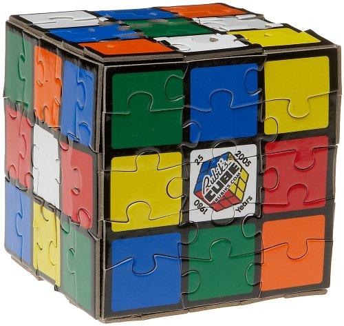 Rubik's Cube 3D Jigsaw Puzzle