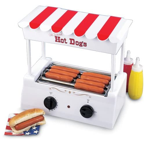 Plastic Old Fashioned Hot Dog