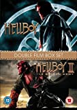 Hellboy/Hellboy 2 - The Golden Army [DVD]