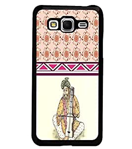PrintDhaba Funny Image D-3795 Back Case Cover for SAMSUNG GALAXY GRAND PRIME (Multi-Coloured)