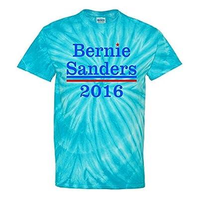 Tie-Dye: Bernie Sanders 2016 T-Shirt