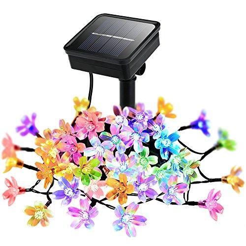 preisvergleich litom lichterkette solar lichterkette. Black Bedroom Furniture Sets. Home Design Ideas