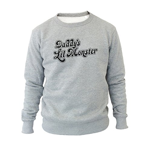 Daddy's Lil Monster Harley Small Unisex Sweater