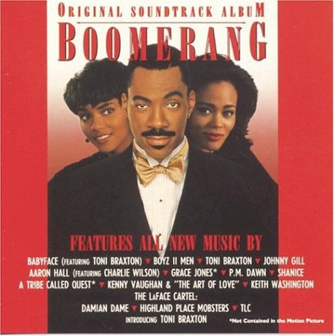 Toni Braxton - Boomerang: Original Soundtrack Album - Zortam Music