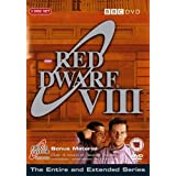 Red Dwarf : Complete BBC Series 8 [2003] [DVD] [1988]by Craig Charles