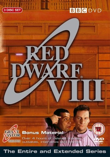 Red Dwarf : Complete BBC Series 8 [2003] [DVD]