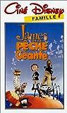 echange, troc James et la pêche géante (James and the Giant Peach) [VHS]
