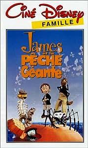 James et la pêche géante (James and the Giant Peach) [VHS]