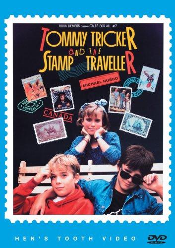 Томми-хитрец - путешественник на марке