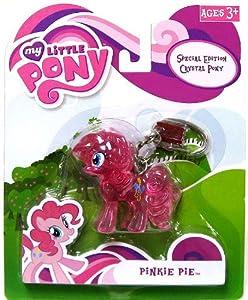 My Little Pony Friendship is Magic Crystal Pony Pinkie Pie Keychain