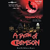 A Taste of Crimson: Crimson City, Book 2 | [Marjorie M. Liu]