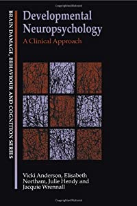 Developmental Neuropsychology: A Clinical Approach (Brain Damage, Behaviour and Cognition)