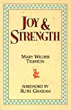 Joy and Strength (0890660840) by Tileston, Mary Wilder