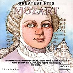 Mozart - greatest hits 1994