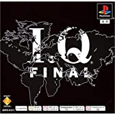 I.Q FINAL PS one Books