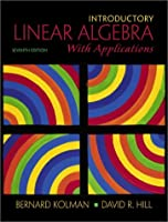 Introductory Linear Algebra with Applications by Kolman