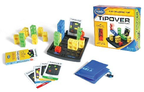 Family Board Games Tipover