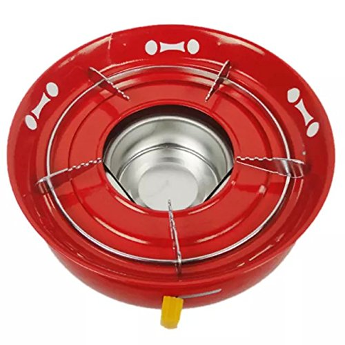 Ezyoutdoor Alcohol Burner Spirit Alcohol Stove for Backpacking Camping Hiking Bivouac Hunting Outdoor Sports or Use With Solo Stove (Butane Tent Heater compare prices)