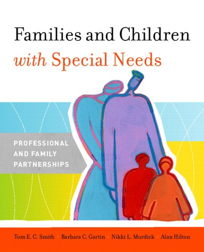 Families and Children with Special Needs: Professional...