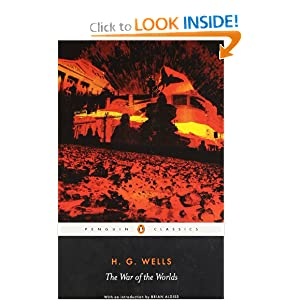 The War of the Worlds (Penguin Classics) by H.G. Wells, Andy Sawyer, Patrick Parrinder and Brian Aldiss